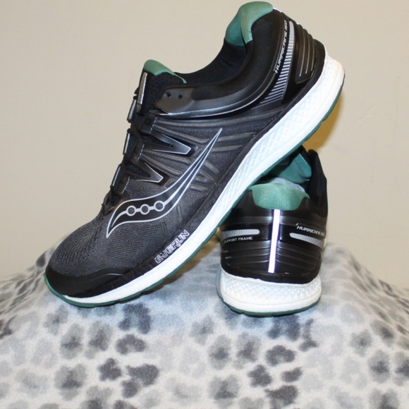 Saucony Hurricane ISO 4 Men Shoes 15 Running Shoes
